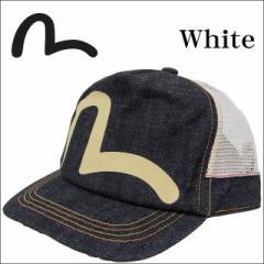 EVISU(エヴィス) デニム メッシュキャップ 帽子 EDD-0213MD