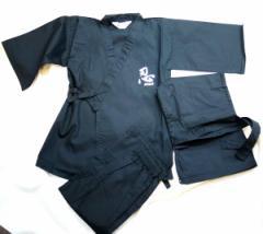 忍者衣装(子供用)忍者スーツ 3点セット