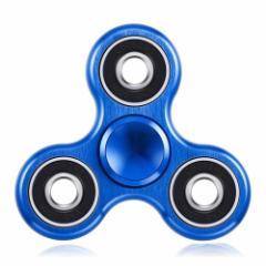 【送料無料】ハンドスピナー指-スピナー 三ツ葉型 強く回転-リラックスしてストレス解 消−ポケットゲーム