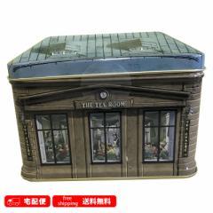 北欧紅茶・アールグレイスモールハウス缶 紅茶 茶葉 ギフト【一部送料無料】ht0205
