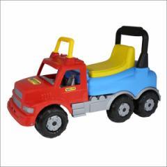 POLESIE(ポリシエ) Maxiトラック 43801■子供用おもちゃ 乗用玩具 玩具 おもちゃ 誕生日プレゼント クリスマスプレゼント トラック