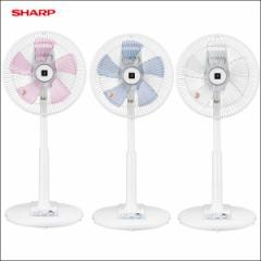 扇風機 送料無料★SHARP プラズマクラスター7000搭載リモコン付リビング扇風機 PJ-G3AS-P/PJ-G3AS-A/PJ-G3AS-W