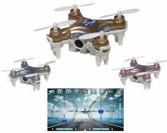 Cheerson CX-10W ミニドローン Wifi FPV 0.3MPカメラ 4CH 6軸ジャイロ Quadcopter 即納!!