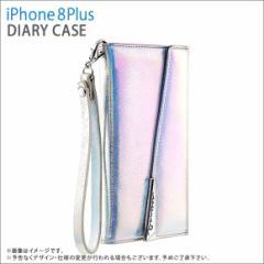 iPhone 8Plus/ iPhone 7Plus 手帳型ケース CM036214【5821】レザーケース 虹 がうがうインターナショナル