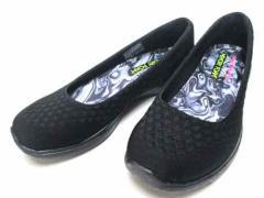 【送料無料】skj23312-bbk スケッチャーズ SKECHERS マイクロバースト ワン アップ バレエシューズタイプ BBK【レディース・靴】