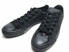 【送料無料】mono-leopard-ox コンバース CONVERSE オールスター モノレパード OX ブラック【メンズ・レディース・靴】