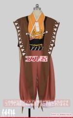 【コスプレ問屋】テイルズ オブ ファンタジア(TOP)★クラース・F・レスター 帽子付き☆コスプレ衣装