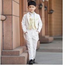 スーツ・セットアップ /子供スーツ6点セット/フォーマル/タキシード/男の子/キッズ/七五三/入学式/卒業セット/ピアノ発表会/結婚式