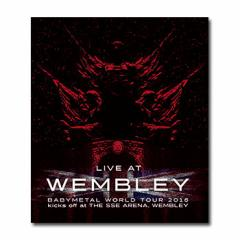 【送料無料】 BABYMETAL / LIVE AT WEMBLEY(Blu-ray) 通常盤