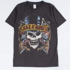 ヴィンテージ風 ロックTシャツ Guns N Roses ガンズ アンド ローゼズ North American Tour 1989