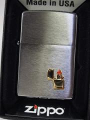 Zippo ゴールドメタル(ジッポーロゴ)金インゴット新品#29102