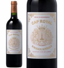 【スタッフおすすめ】キャップ・ロワイヤル ルージュ 2014年 750ml【赤ワイン/中重口/フランス/ボルドー】