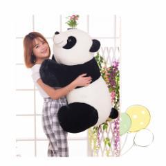 【送料無料】ぬいぐるみ パンダ 抱き枕 パンダ 動物 縫いぐるみ プレゼント 森 女性人気 贈り物 イベント お祝い70cm