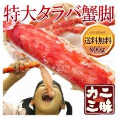 タラバガニ 蟹 カニ 足  800g 特大ボイル 送料無料【rk】たらばがに