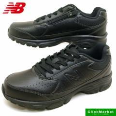 ニューバランス New Balance MW363BK3 ウォーキング メンズ EEEE 0363 黒