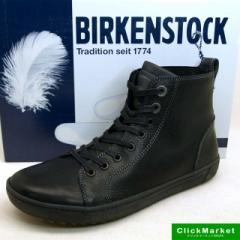 [送料無料]ビルケンシュトック BIRKENSTOCK Classic Bartlett 450381 黒 本革 バートレット ブーツスニーカー メンズ