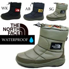 [送料無料]ノースフェース THE NORTH FACE Nuptse Bootie WP V MIL 51681 WK AB SG 防寒 ヌプシ ブーティー ミリタリー ブーツ メンズ