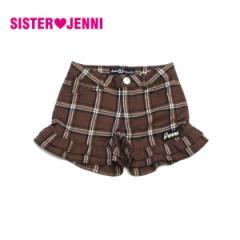 JENNI ジェニィ 子供服 17秋冬 サキソニーショートパンツ je81661