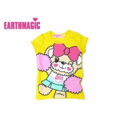 EARTHMAGIC アースマジック 子供服 17初秋 マフィー半袖Tシャツ ea37341127