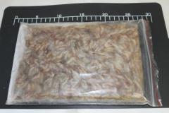 鮮度抜群 最高品質 中国産ブロック冷凍カワエビ2-3cm 450g 入れ目あり 最安値