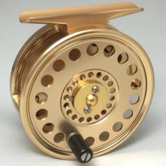 GRAIN 『クラシコ#3/4 シャンパンゴールド』渓流の釣りに!