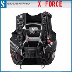 スキューバプロ S-PRO X-FORCE エックスフォース ダイビング BCD BC 重器材 SCUBAPRO ジャケット