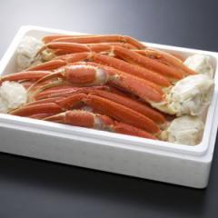 【うまいもん便厳選】 天然ズワイガニ 大ボイルずわい蟹脚(5L2kg箱)
