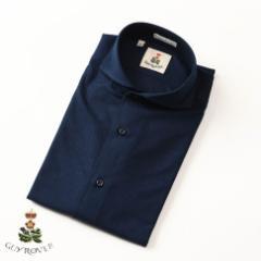 Guy Rover ギローバー 半袖ポロシャツ カッタウェイ ネイビー pc190-581506-05