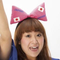 ■送料無料■ 応援カチューシャ ピンクリボン 色:ピンク サイズ:F 【お取り寄せ】