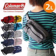 コールマン ショルダーバッグ ボディバッグ ウォーカーポーチ coleman walker pouch walker-pouch 2L 2WAY 2018年