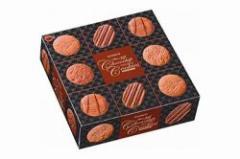 ブルボン ミニギフトチョコチップクッキー缶|引越|挨拶品|ギフト|手土産