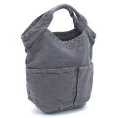 ベジバッグ Vegie BAG バケットバッグゴマ BUCKET BAG ハンドバッグ BD 104 グレー