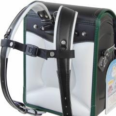 ふわりぃランドセル純正チェストベルト(ブラック)日本製 ほとんどのランドセルに使用可能  クロネコDM便配送 送料無料