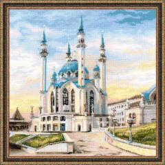 RIOLISクロスステッチ刺繍キット No.1367 「Kul Sharif」 (カル・シェリフ )