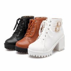 ブーツ 厚底 厚底 ブーツ ブーツ 大きい 厚底 ショート ブーツ 小さいサイズ ヒール 大きいサイズ ショートブーツ 厚底シューズ ブーツ