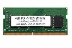 SODIMM 4GB PC4-17000 DDR4 2133 260pin CL15 PCメモリー 「メール便可」