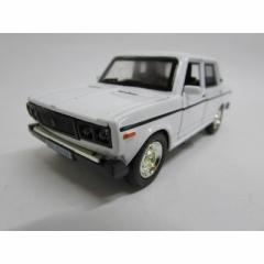 サウンド・ライト・ミニカー 1/32 Russian Lada ロシア ラダ ホワイト