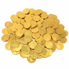 クレスト 金貨型チョコレート 1000g (約110枚)