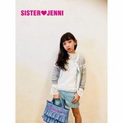 JENNI ジェニィ ジェニー 子供服 18春 ニットカーディガン je84630