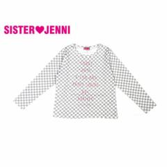 JENNI ジェニィ ジェニー 子供服 18春 ベア天竺長袖Tシャツ je84662