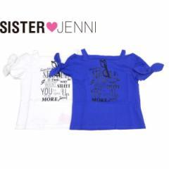 JENNI ジェニィ ジェニー 子供服 18夏 天竺半袖Tシャツ je87617