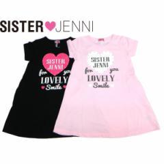 JENNI ジェニィ ジェニー 子供服 18夏 ソフト天竺ワンピース je88112