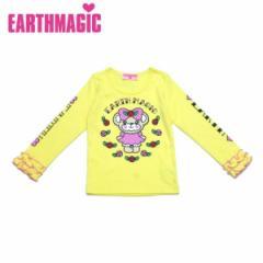 EARTHMAGIC アースマジック 子供服 17秋冬 長袖Tシャツ ea37340252