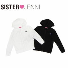 JENNI ジェニィ ジェニー 子供服 18夏 天竺ジップアップパーカー je87651