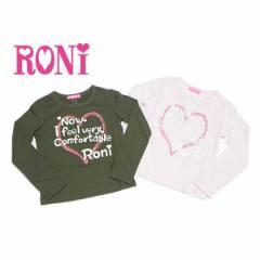 RONI ロニィ ロニー 子供服 18春 長袖Tシャツ r1376310706185