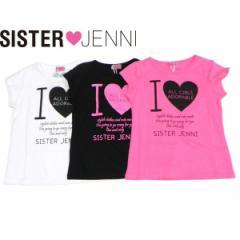 JENNI ジェニィ ジェニー 子供服 18夏 ソフト天竺半袖Tシャツ je87825