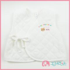 【送料無料】ベスト 袖なしベスト 日本製 甘撚りパイル生地 ER2733