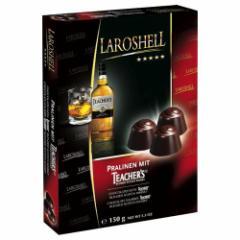 ラッピングしてお届け致します LAROSHELL/ラロシエル スコッチウイスキーチョコ チョコレート チョコレート菓子