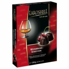 ラッピングしてお届け致します LAROSHELL/ラロシエル チェリーブランデーチョコ チョコレート チョコレート菓子