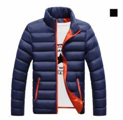 今年大人メンズ ダウンジャケットダウンコート男士冬服防寒着 アウター無地流行トップス軽量 アウター四色入